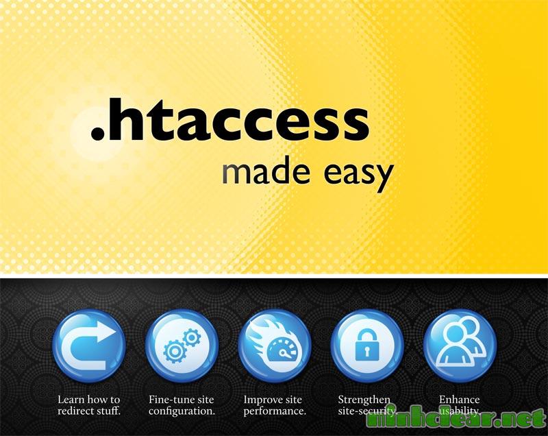 Bato mật website với httaccess