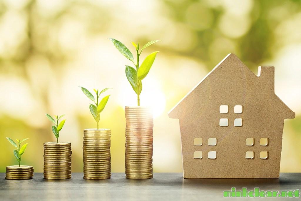Tiết kiệm tiền để mua nhà