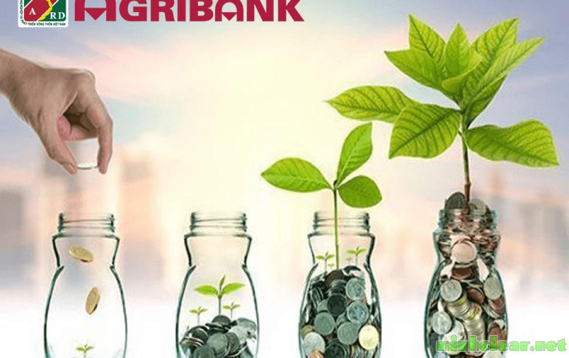 Gửi tiết kiệm vào ngân hàng Agribank